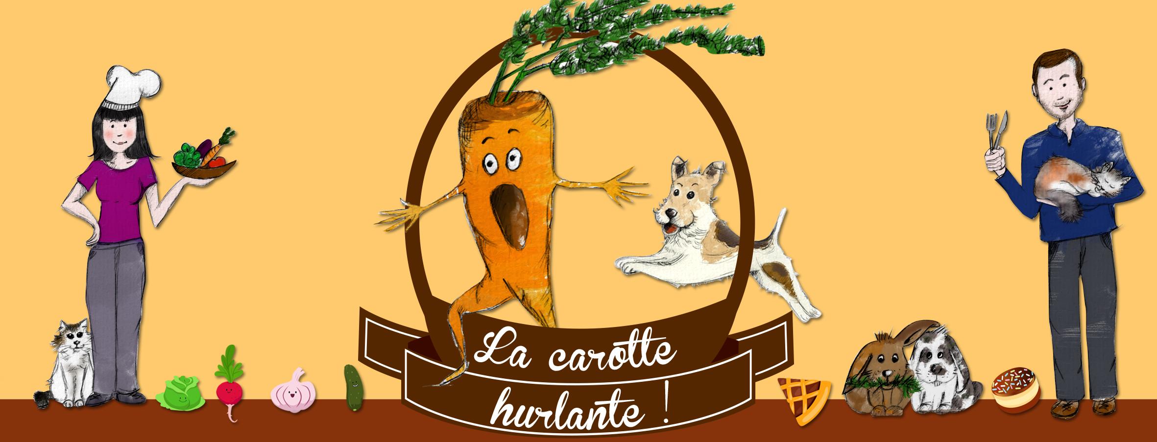 La carotte hurlante